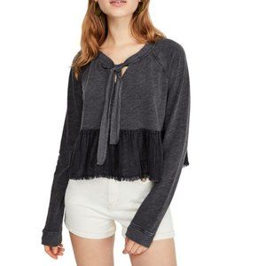 Free People Sweet Jane Pullover